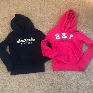 Abercrombie Kids Size Large Sweatshirts